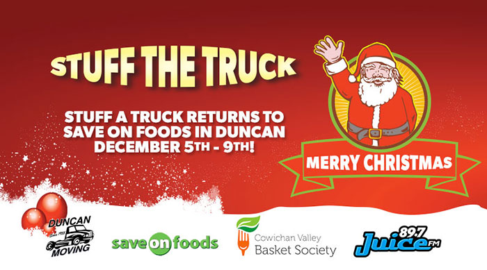 2016 Stuff The Truck Dec 5-9